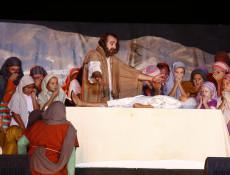 """""""Vida, Paixão e Morte de Jesus Cristo"""" levou milhares ao Bioparque"""